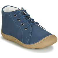 Chaussures Garçon Baskets montantes GBB FREDDO Bleu