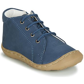 Chaussures Garçon Boots GBB FREDDO Bleu