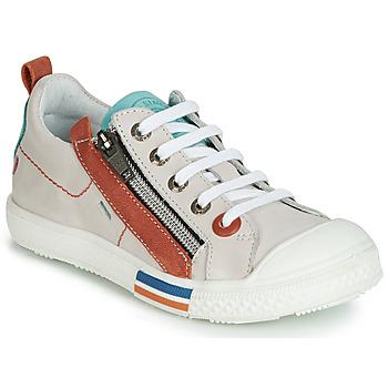 Chaussures Garçon Baskets basses GBB STELLIO Blanc