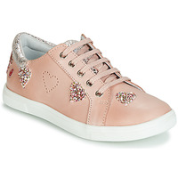Chaussures Fille Baskets basses GBB ASTOLA Rose