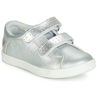 Chaussures Fille Baskets basses GBB BALOTA VTE ARGENT-PERFORE DPF/TRILLY