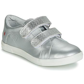 Chaussures Fille Baskets basses GBB BALOTA Argenté