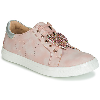Chaussures Fille Baskets basses GBB MUTA Rose