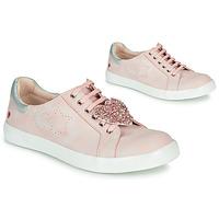 Chaussures Fille Baskets basses GBB MUTA Rose