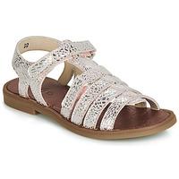 Chaussures Fille Sandales et Nu-pieds GBB KATAGAMI Rose