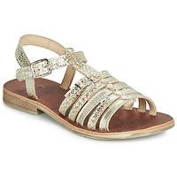 Chaussures Fille Sandales et Nu-pieds GBB BANGKOK Orange