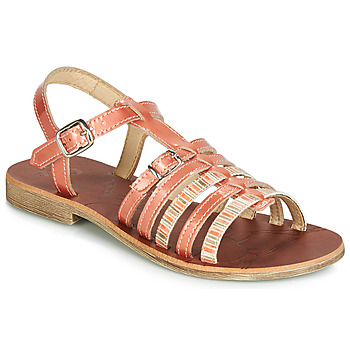 Chaussures Fille Sandales et Nu-pieds GBB BANGKOK Rouge