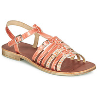 Chaussures Fille Sandales et Nu-pieds GBB BANGKOK Corail