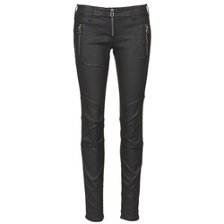 Vêtements Femme Jeans slim Replay ROLETTE Noir