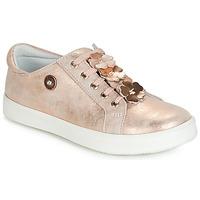 Chaussures Fille Baskets basses Catimini CRISTOL rose
