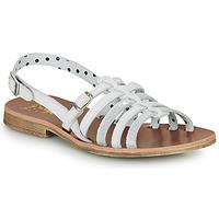 Chaussures Fille Sandales et Nu-pieds Catimini NOBO Blanc