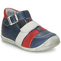 Chaussures Garçon Sandales et Nu-pieds Catimini TIMOR Marine / Rouge