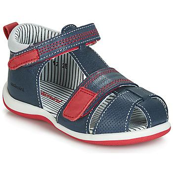 Chaussures Garçon Sandales et Nu-pieds Catimini BALIMO bleu