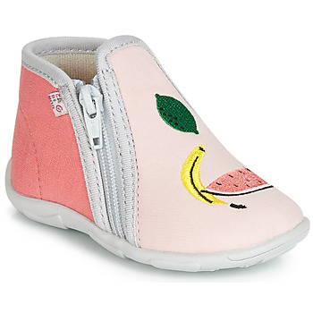 Chaussures Fille Chaussons GBB FERNANDA Rose