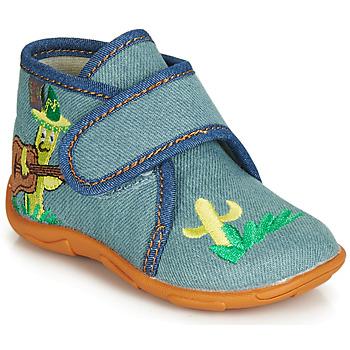 Chaussures Garçon Chaussons GBB PLAZZO Bleu