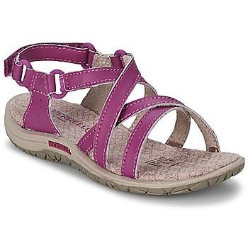 Chaussures Fille Sandales sport Merrell JAZMIN KIDS Violet