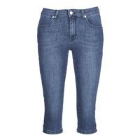Vêtements Femme Shorts / Bermudas Yurban JATARA Bleu medium