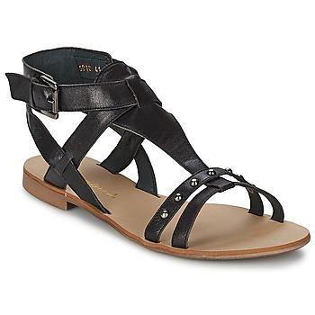 Chaussures Femme Sandales et Nu-pieds Casual Attitude JOSPRO Noir
