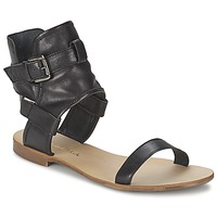 Chaussures Femme Sandales et Nu-pieds Casual Attitude PANTOLA Noir