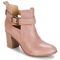 Chaussures Femme Bottines Casual Attitude SEROLA Rose
