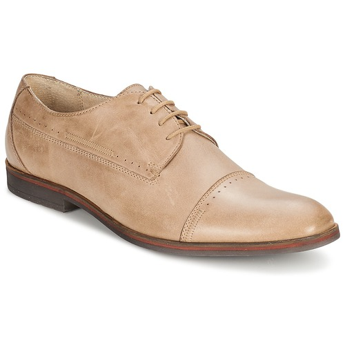 Chaussures Homme Derbies Carlington EKITTA Beige