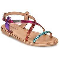 Chaussures Fille Sandales et Nu-pieds Les Tropéziennes par M Belarbi BALADIN Multicolore