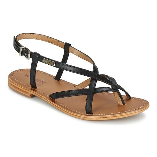 Chaussures Femme Sandales et Nu-pieds Les Tropéziennes par M Belarbi HIBOUX Noir