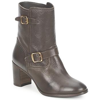Chaussures Femme Bottines Yin BETH GIPSY Moka