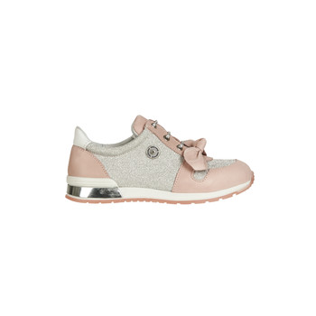 Chaussures Fille Baskets basses Catimini BANJO rose