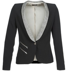 Vêtements Femme Vestes / Blazers One Step VIOLON Noir