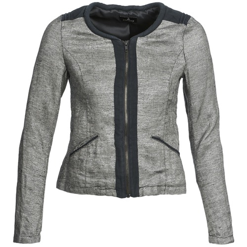 Vêtements Femme Vestes / Blazers One Step VALSE Gris / Marine