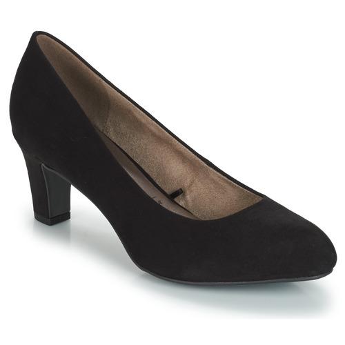 Chaussures Femme Escarpins Tamaris LETICIA Noir