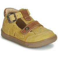 Chaussures Garçon Sandales et Nu-pieds GBB AREZO Moutarde