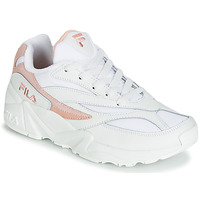 Chaussures Femme Baskets basses Fila VENOM LOW WMN Blanc / Rose