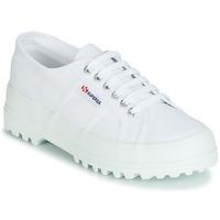 Chaussures Femme Baskets basses Superga 2555 COTU Blanc