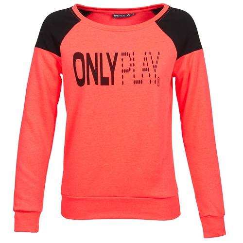 Vêtements Femme Sweats Only Play MAKAYLA TOP Corail
