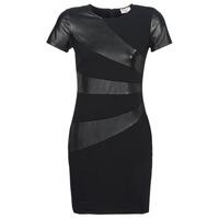 Vêtements Femme Robes courtes Moony Mood JOULOU Noir
