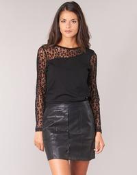 Vêtements Femme Tops / Blouses Moony Mood JOULETTE Noir