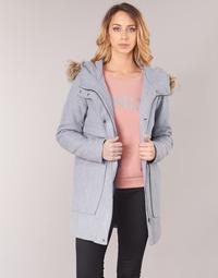 Vêtements Femme Manteaux Only ONLNOAH Gris