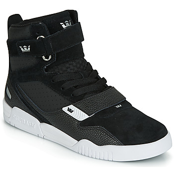 Chaussures Baskets montantes Supra BREAKER Noir