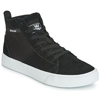 Chaussures Baskets montantes Supra STACKS MID Noir