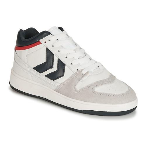 Chaussures Baskets basses Hummel MINNEAPOLIS Blanc
