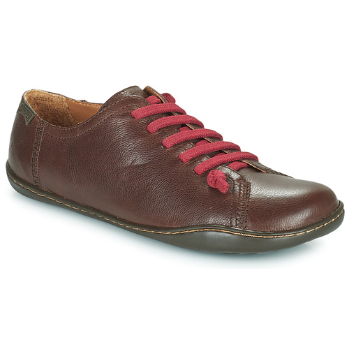 Chaussures Femme Derbies Camper PEU CAMI Marron