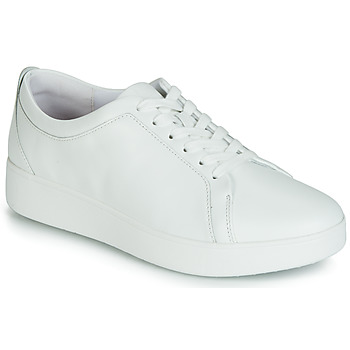 Chaussures Femme Baskets basses FitFlop RALLY SNEAKER Blanc