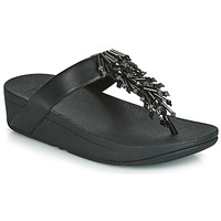 Chaussures Femme Tongs FitFlop JIVE TREASURE Noir