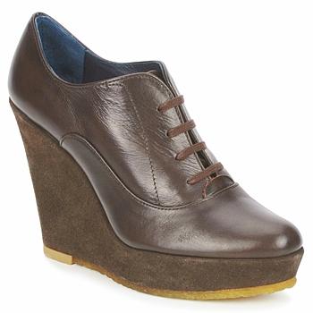Chaussures Femme Low boots Castaner FUSTA Marron