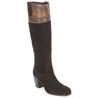 Chaussures Femme Bottes ville C.Doux ENZO BOT Marron