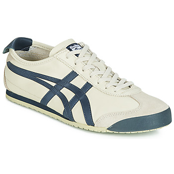 Chaussures Homme Baskets basses Onitsuka Tiger MEXICO 66 LEATHER Beige / Bleu