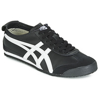 Chaussures Baskets basses Onitsuka Tiger Mexico 66 Noir / Blanc