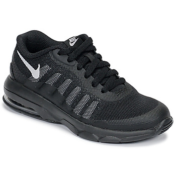 factory price b4879 6770b Chaussures Enfant Baskets basses Nike AIR MAX INVIGOR PS Noir   Gris